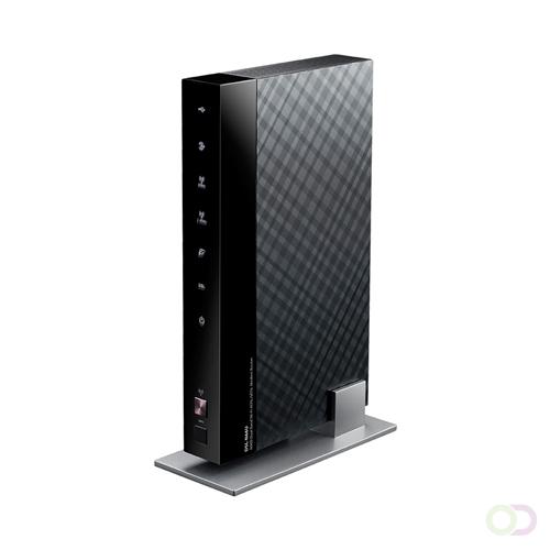 Image of ASUS DSL-N66U VDSL2 Wi-Fi Ethernet LAN Dual-band Zwart (4716659273387)